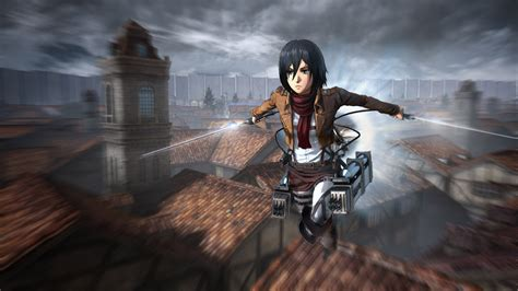 attack on titan 24 attack on titan playstation 4 gets great looking