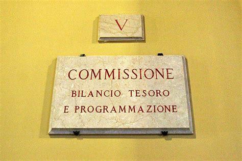 commissione bilancio lentepubblica it