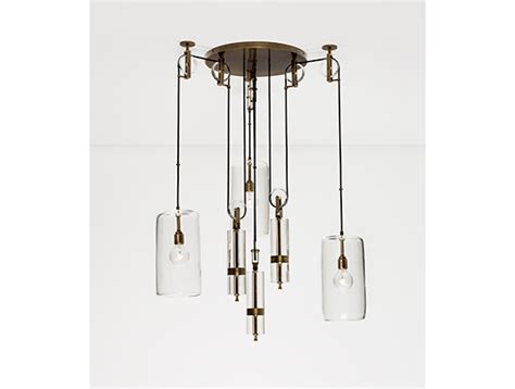Counterweight Chandelier 3rings Counterweight Chandelier By Alison Berger For Hunt