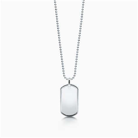 tag necklace chain tag necklaces engraved tags for and