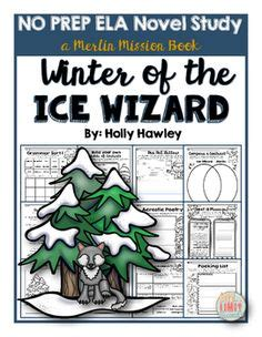 winter of the wizard book report 1000 images about book study on morning work