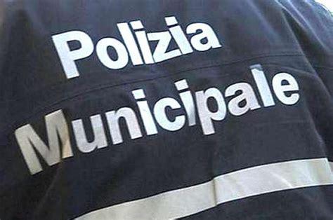 ufficio vigili urbani regolamento corpo polizia municipale comune di spoleto