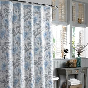 bahama alba botnanica shower curtain from