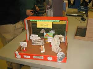 Book Report Diorama by Rockstarsparks Shoebox Diorama Project Wikispaces Invitations Ideas