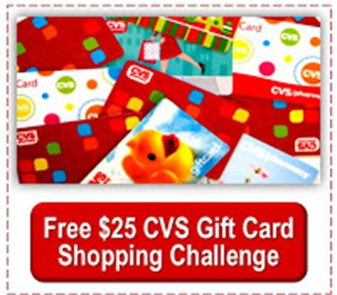Free Cvs Gift Card - simply cvs free cvs gift card shopping challenge from swagbucks