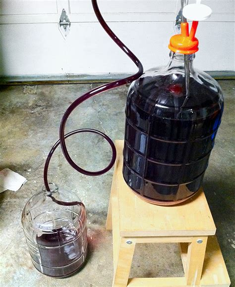 When To Rack To Secondary Fermenter by When To Move Your Wine To A Secondary Fermenter Brewing And Wine Ec Kraus
