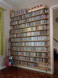 Dvd Bookshelves How To Build A Cd Rack Easy Woodworking Projects Plans