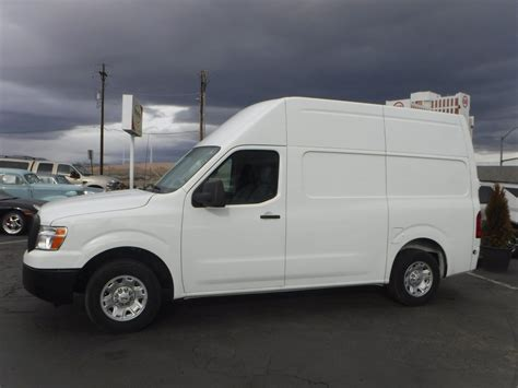 nissan cargo van nv2500 2013 nissan nv2500 hd cargo s van for sale by owner at