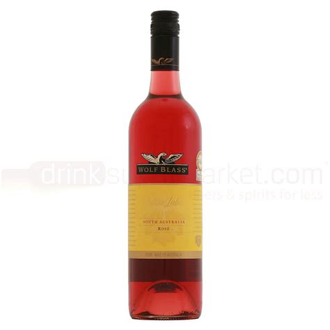 Detox Drink With The Yellow Label by Wolf Blass Yellow Label Wine 75cl Buy Cheap Price