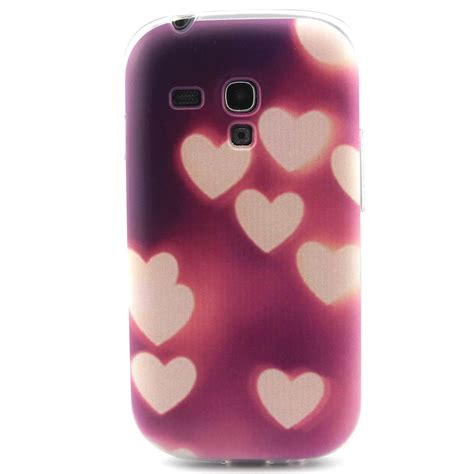 Back Cover Softcase Silikon Samsung Galaxy Mini S5570 thin painted silicone tpu for samsung galaxy s3 mini soft cover back ebay