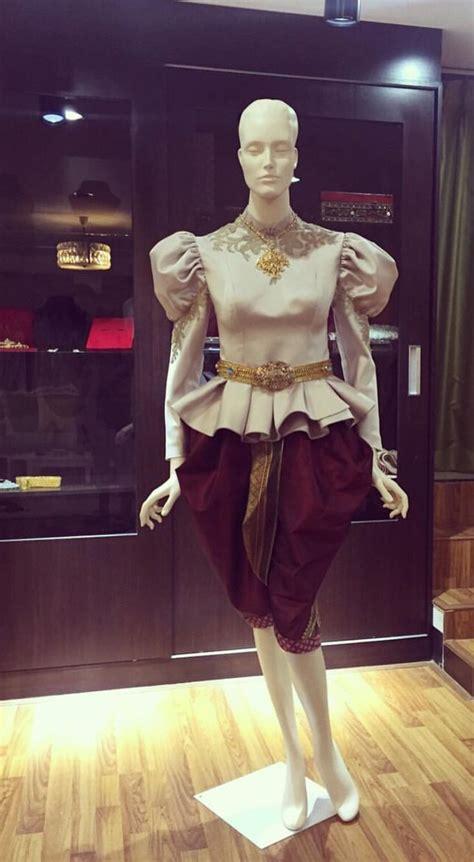 gaun pengantin 002 best 25 thai dress ideas on