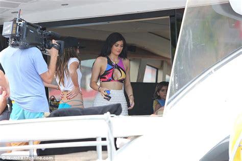 hope kris jenner falls from fame pregnant kim kardashian wears faith connexion tank dress