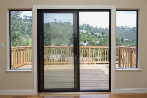 Sliding Glass Door Replacements Sliding Door Track Repair Kit Home Depot Glass Rollers Handle With Lock Weather Shield
