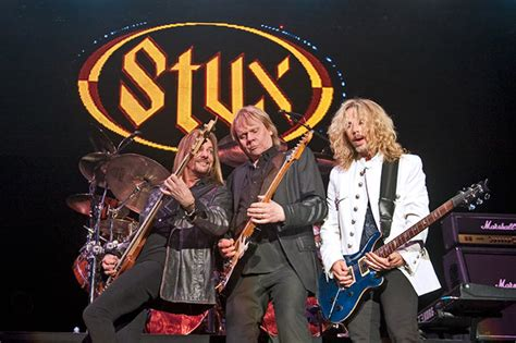 The Styx concert review styx the saban theatre 1 23 2015