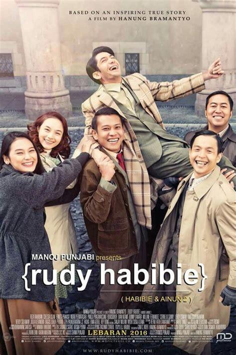 Film Rudy Habibie (Habibie & Ainun 2) (2016)   Bioskop Today