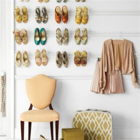 wall shoe rack diy hometalk tips for building a wall mounted shoe rack
