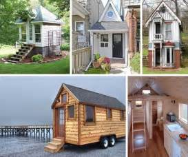 Small Home Space Tiny Homes Trend Semi Mobile Small Space Living