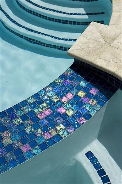 cool pool tile images  pinterest bathroom