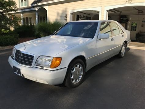 old car manuals online 1992 mercedes benz 300sd electronic valve timing 1992 mercedes benz 300sd s500 s class diesel