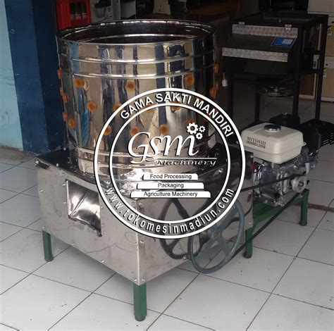 Harga Mesin Pencabut Bulu Ayam Di Makassar mesin pencabut bulu unggas toko alat mesin usaha
