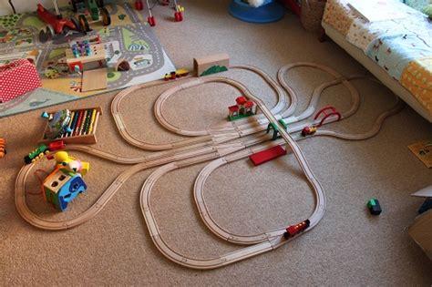 brio wooden train track wooden track mind