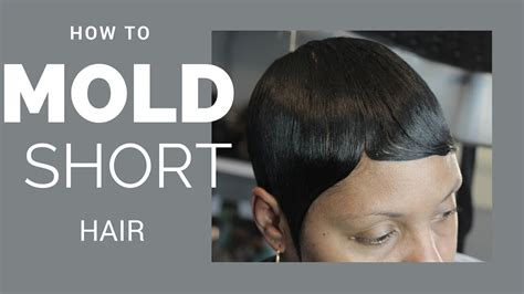 how to mold short hair how to mold short hair black women hair styles for