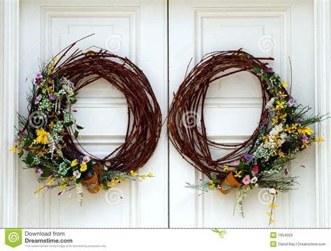 wreaths stock photos image 7954503