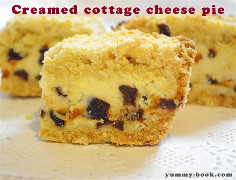 sweet cottage cheese recipes