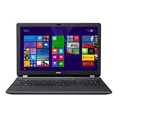 Hp Acer Ram 512 acer aspire es1 512 15 6 inch notebook black intel celeron n2840 2 16ghz 4gb ram 500gb