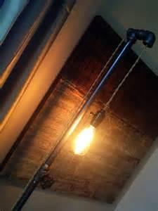 edison bulb floor l edison light floor l plumbing pipe l by