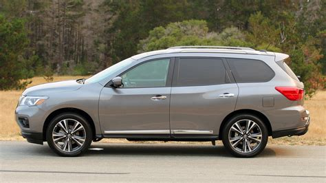 nissan pathfinder 2017 white 2017 nissan pathfinder announced prices drivers magazine