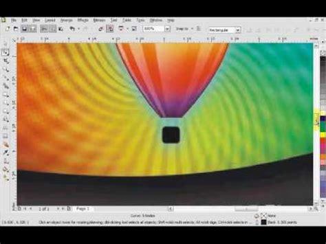 tutorial corel draw simple corel draw x4 powerclip tutorial youtube