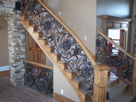 Decorative Railing Ironman Ornamental Interior Railings Decorative Railing