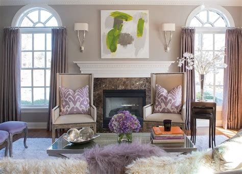 purple curtains for living room purple curtains contemporary living room susan glick interiors