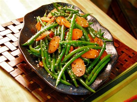 Gourmet Mac And Cheese Recipe by Ginger Carrot And Sesame Green Beans Recipes Cooking
