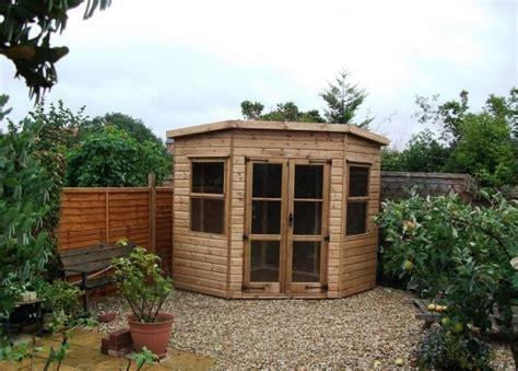 corner sheds and summerhouses sheds