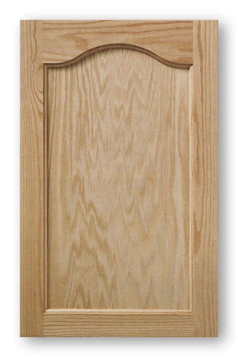 cathedral arch top inset panel cabinet door montana