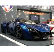 Pics Photos  Russian Sport Car Marussia