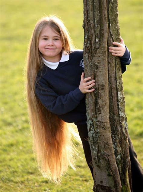 real life rapunzel sophie fieldhouses long blonde hair