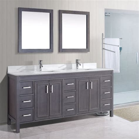 Unfinished Kitchen Cabinets Menards by Bathroom Best Of Gray Double Vanity French Sink Charcoal