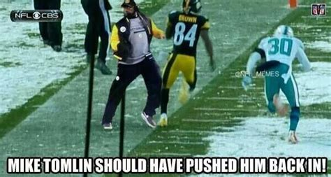 Mike Tomlin Memes - will brinson on twitter quot the inevitable mike tomlin