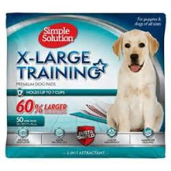 walgreens puppy pads simple solutions large pads 50 ct for 16 18 shipped