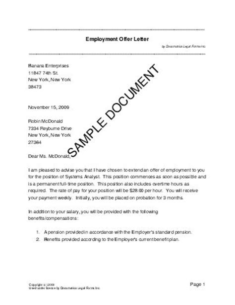 Offer Letter Vs Contract Uk 881 Best Documents Images On
