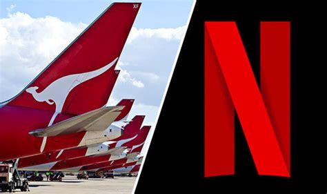 netflix flight qantas is offering netflix to passengers on board its