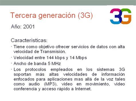 servicios ofrecidos por 3g linea del tiempo telecomunicaciones 1g 2g 3g 4g timeline