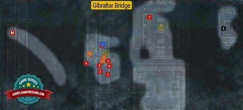 u boat gold wolfenstein gibraltar bridge secrets wolfenstein the new order
