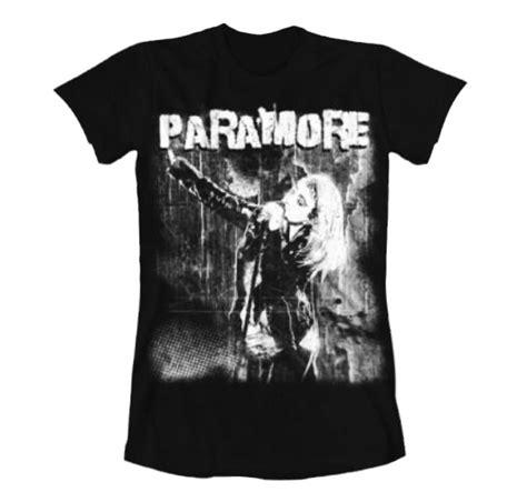 Paramore Black Shirt official t shirt paramore black grunge photo vintage