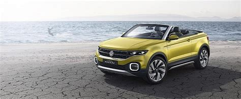 Volkswagen T Roc Cabrio 2020 by Volkswagen Confirms T Roc Cabriolet Production In 2020