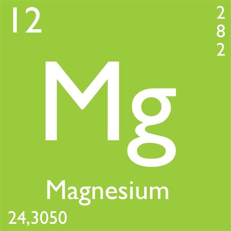 Magnesium Number Of Protons by How Many Electrons Does Magnesium Quora