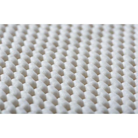 2x3 rug pad tayse rugs ultra grip gray 2 ft x 3 ft rug pad ugp1209 2x3 the home depot